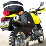 Fisher Saddlebags Suzuki Seats And Luggage