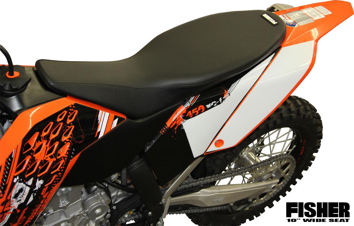 Motorcycle Comfort Seat For KTM 350 EXC-F SXFXC-F 450 SXF XC-F 300 XC