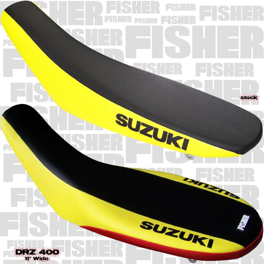 suzuki 2006 2005 drz 400sm seat