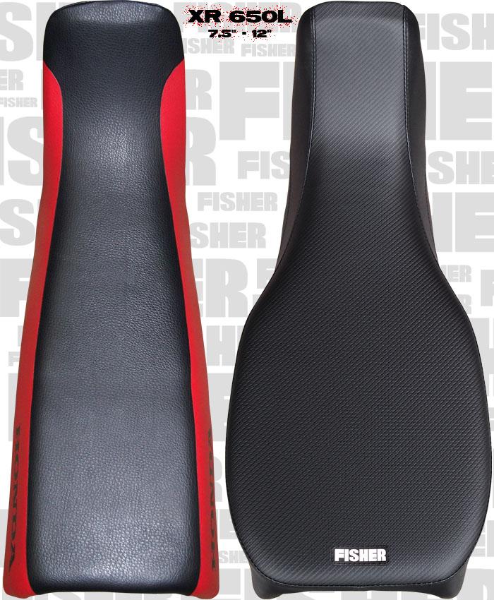 Fisher Seats - Aftermarket Honda Seats $299.99 - CRF 230 250 450 XR ...