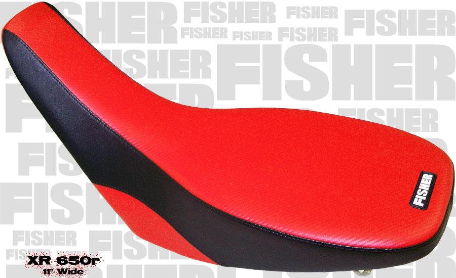fisher seats aftermarket honda seats  crf    xr